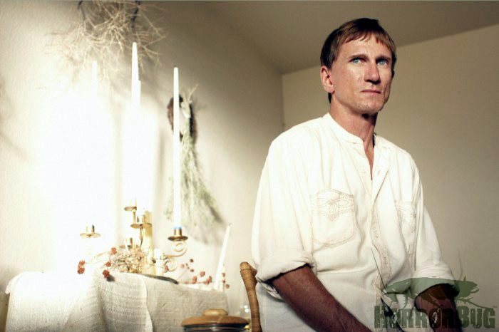 Bill Oberst Jr - Lon Chaney Award