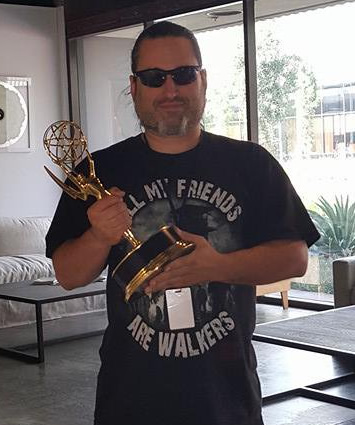 Dan Santoni – Emmy Award