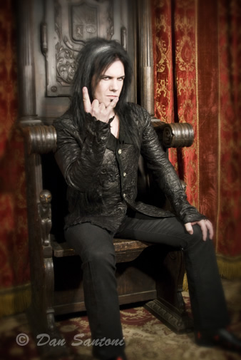 David Vincent--Morbid Angel