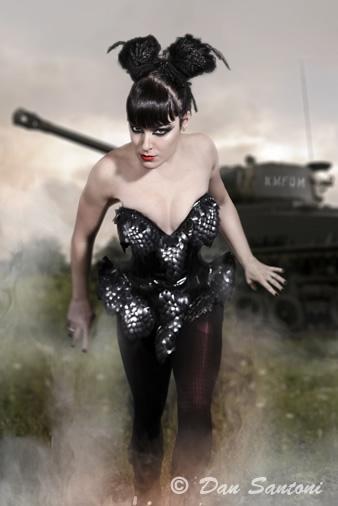 Lucia Cifarelli-KMFDM