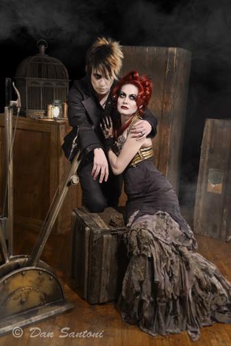 Meegs & Nadja--Coal Chamber