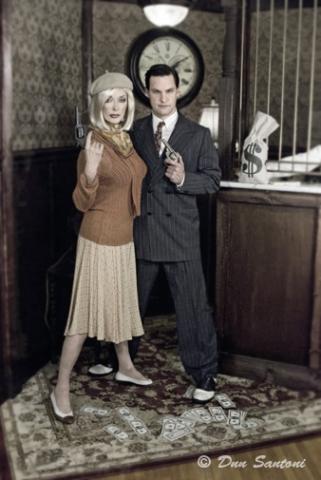 Sybil Danning & Dylan Vox