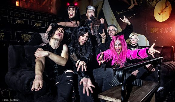 Lords of Acid–2018