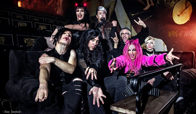 Lords of Acid 2018